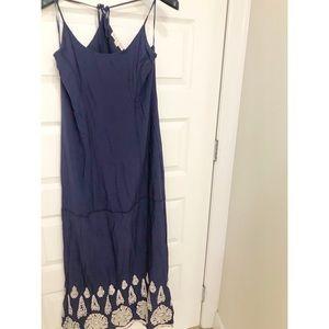 Lovestich   Boho Maxi Dress, sz L